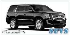 SUV for hire in Memphis, TN