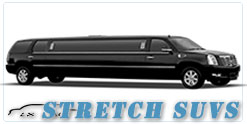 Wedding limousine in Memphis, TN