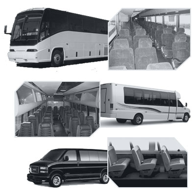 Memphis Coach Bus rental
