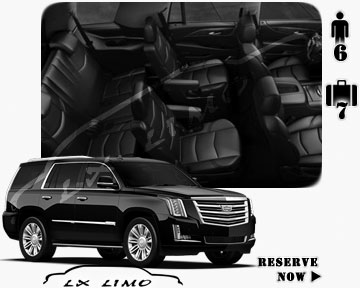 SUV Escalade for hire in Memphis, TN