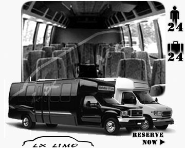Mini bus for hire in Memphis, TN