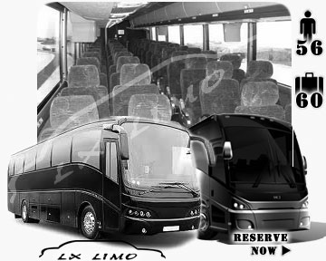 Motor Coach for hire in Memphis, TN
