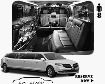 Stretch Limo for hire in Memphis