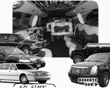 Memphis Stretch Limos for rental