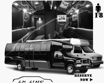 Memphis Party Bus party Bus | 18 passenger PartyBus in Memphis